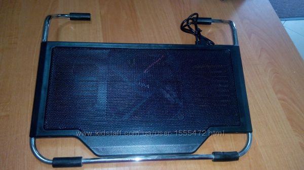 Фото 15. Подставка для ноутбука кулер Cooler до 17, 4 дюйма Подставка для ноутбука кулер с подсветк