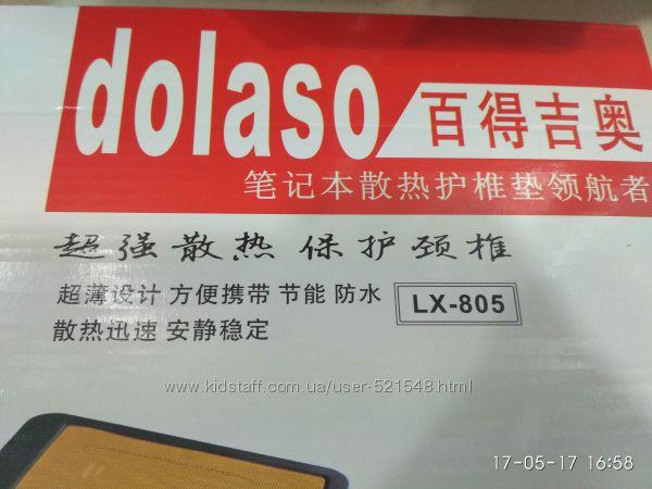 Фото 7. Подставка для ноутбука кулер Cooler до 17, 4 дюйма Подставка для ноутбука кулер с подсветк