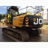 Гусеничный Экскаватор JCB JS220LC 2015 года