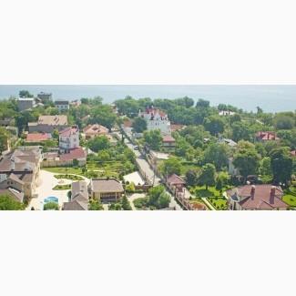 Участок в Одессе у моря, Б. Фонтан, 10 соток под гостиницу, жилой дом