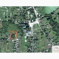 Продам земельный участок под застройку в центре села Лукаши Барышевского района