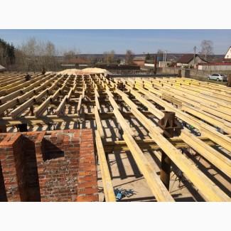 Выполняем бетонные работы