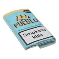 Импортный табак для самокруток Pueblo Classic, Blue - DUTY FREE