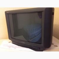 Продам телевизор Sony Trinitron Multi System Stereo 21 см, б/у