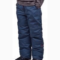 Зимние брюки для мальчика и для подростка