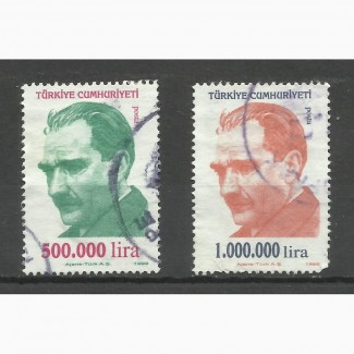 Продам марки Турции