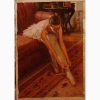 Пересылка картин живопись в Европу и США
