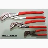 Сантехнический инструмент Knipex. Германия