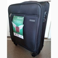 Чемодан тканевый текстильный дорожный Carlton Tourer 096J455, 54 см