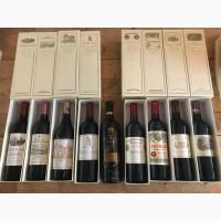 Покупаю элитные вина Франции и Италии