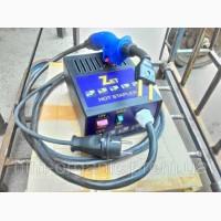 Термо-степлер для пайки пластмассы