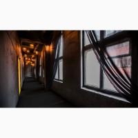 Черный коридор ЛОФТ   Аренда фотостудии Киев