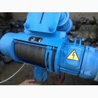 Тельфер электрический грузоподъемностью 2 тонны Болгария высота подъема от 6 метров цена