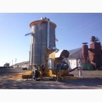 Мобильная зерносушилка Mecmar D24/175T2