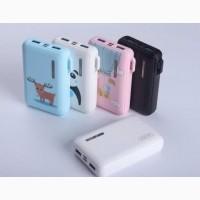 Портативное зарядное устройство Детский Powerbank Aspor A358 Дисней для маленькой сумочки