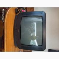 Телевізор LG CF-20D60B і Daewoo 14v4m