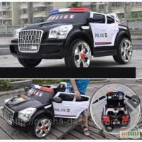 Детский электромобиль Полиция М0606