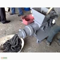 Пресс для пр-ва топливных гранул