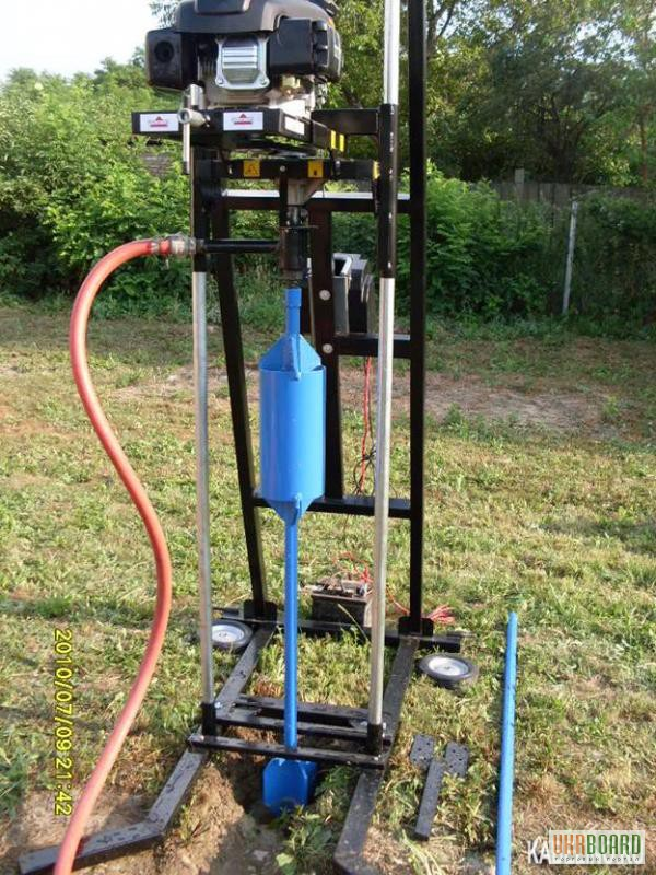 Оборудование для скважины своими руками в аренду