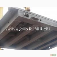 Производство щитовых затворов в Харькове