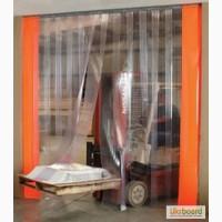 Силиконовые шторы для холодильной камеры или складов 200x2