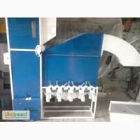Продам сепаратор для очистки и калибровки зерна САД-5