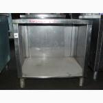 Продам б/у мойки столы стеллажи из нержавеющей стали для кафе, общепита, ресторана