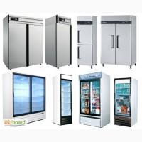 Шкафы-витрины - Холодильные, морозильные и универсальные.Рассрочка