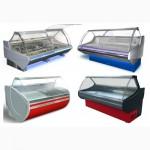 Универсальные витрины (-6.+6С) комбинированные -холодильные