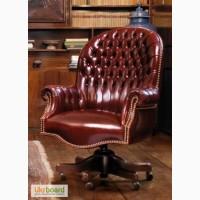 Элитное кресло в коже EXECUTIVE Италия