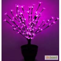 Светодиодное дерево Цветущий Бонсай, led
