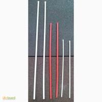 Пластмассовые литые палочки для флажков