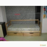 Детская, подростковая кровать из дерева от производителя недорого