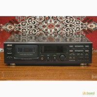 AKAI DX-49 - кассетная дека, год гарантии