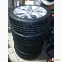 Диски Мазда 6 Оригинал (Mazda R18 5x114.3) с летней резиной