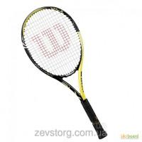 Тенисная ракетка Wilson Pro Open BLX (100)