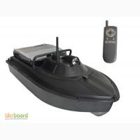 Радиоуправляемый прикормочный кораблик JABO-2AL-10 для завоза прикормки приманки снастей