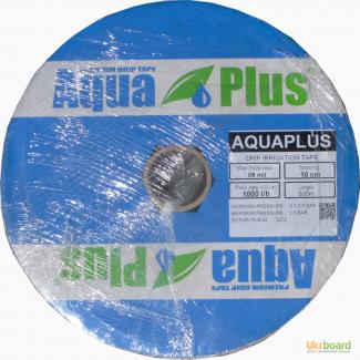 Капельная лента со щелевидным эмиттером Aqua Plus
