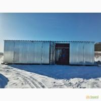Ангар гараж для сельхозтехники Симферополь Крым