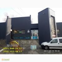 Профнастил для обшивки стен, фасадов, цвет графит 7024