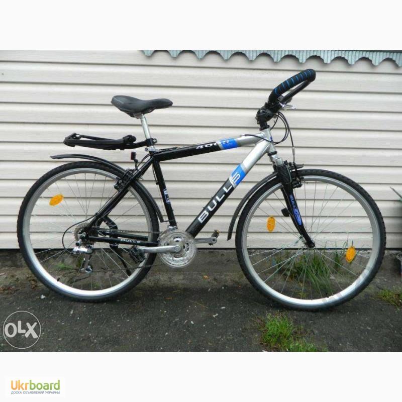 Продам купить велосипед BULLS 4005 CROSS с Германии 52b3b7b842bef