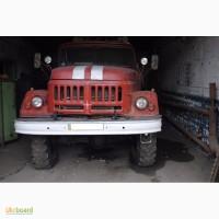 Продаем пожарную машину АЦ-40 на базе ЗИЛ-131. Автоцистерна - модель 137А