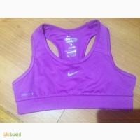 Спортивный топ Nike, топик спортивный, фитнес