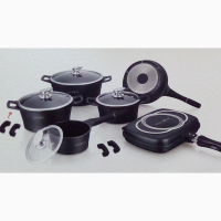 Набор посуды Royalty Line RL-LS1015M 15 pcs! Швейцария