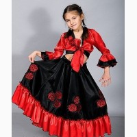 Детские карнавальные костюмы Цыганка, возраст 5- 8 лет