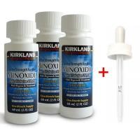Киркланд 5% миноксидил (Kirkland 5% minoxidil) - оригинальный миноксидил из США