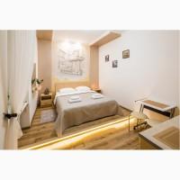 Уютная однокомнатная квартира расположена в центре города