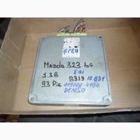 Блок управления Мазда 323 (BG) 1.3 16V, B3J918881, DENSO 079700-4100