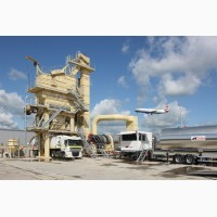 Стационарный асфальтобетонный завод Sinosun SAP 80 (80 т/ч)