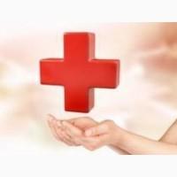 Донор сдаст кровь 0(1)Rh - отрицательный резус фактор за вознаграждение